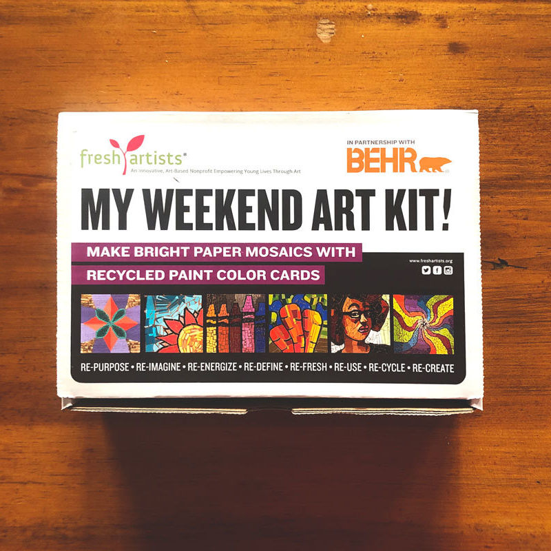 Weekend Art Kits